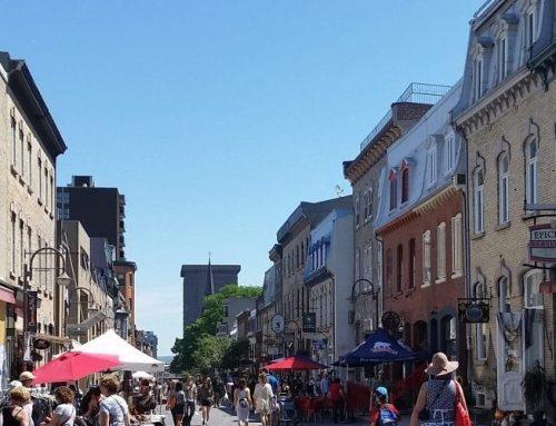 Une fin de semaine pour profiter de la rue Saint-Jean