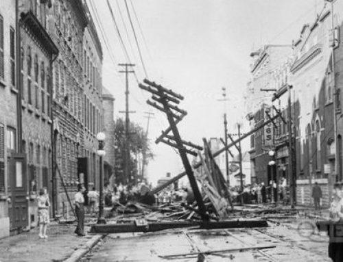 Le 5 août 1944, une tornade dans Saint-Jean-Baptiste