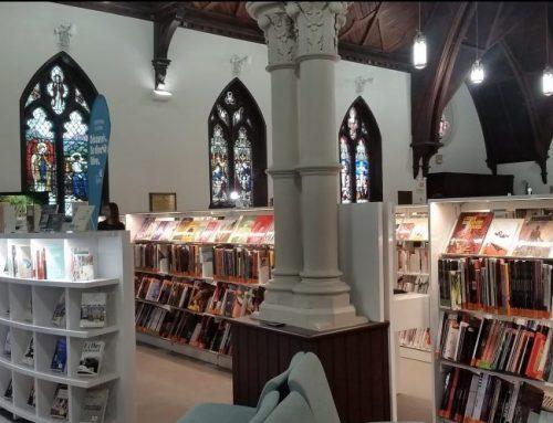Réouverture de la bibliothèque: confort et clarté sont au rendez-vous