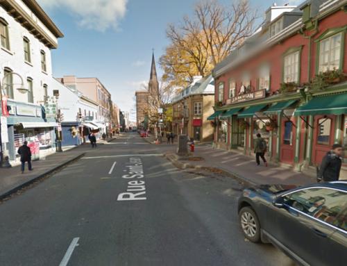 Aménagements urbains et attractivité de la rue Saint-Jean