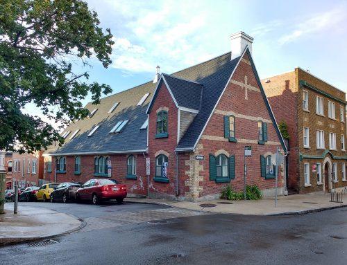 L'école St-Matthew : un témoin de la présence anglo-protestante dans Saint-Jean-Baptiste