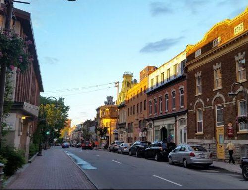 Vitesse et circulation de transit dans Saint-Jean-Baptiste