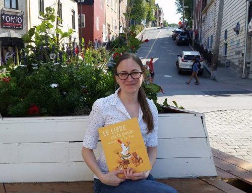 Rencontre avec Valérie Boivin, illustratrice espiègle du Faubourg