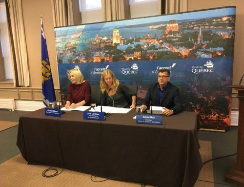 Hébergement touristique: la Ville se dote d'un nouveau comité