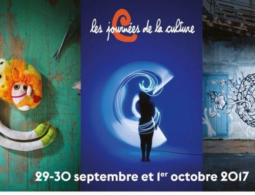 Journées de la culture 2017: que faire dans le quartier Saint-Jean-baptiste