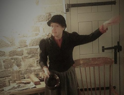 Halloween à la tour Martello #4 ou «les horreurs du bon vieux temps»