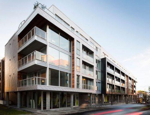 Mérites d'architecture 2017 : Deux gagnants dans Saint-Jean-Baptiste