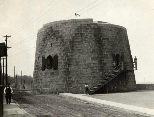 La Tour Martello n°4 en 1929