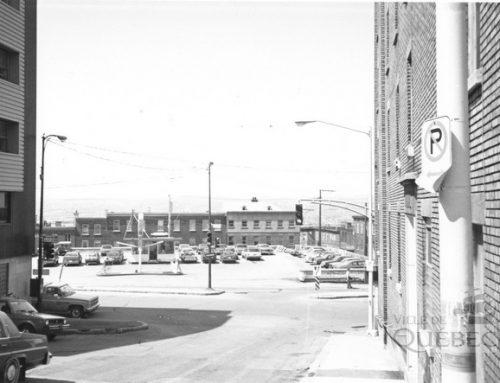 L'histoire de l'Îlot Irving