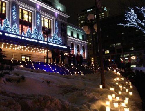 Le chemin de Noël : un événement musical gratuit pour le temps des Fêtes