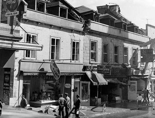 Souvenirs du Faubourg : un tragique incendie sur Saint-Jean