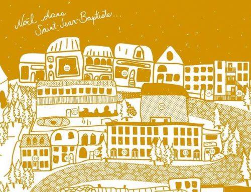 Noël dans Saint-Jean-Baptiste, un conte et calendrier de l'Avent pour le Faubourg