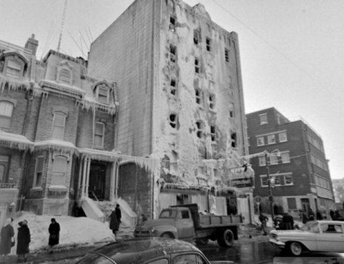 Souvenirs du Faubourg : l'incendie des Appartements Turnbull