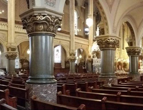 Église Saint-Jean-Baptiste: la Ville verse 180.000$ pour des travaux