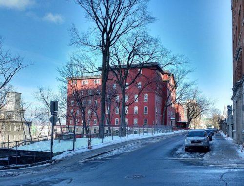 L'ensemble conventuel des Soeurs de la Charité de Québec: une cité dans la Cité
