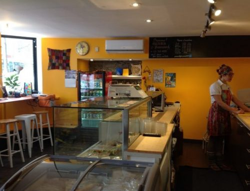 Pizzeria La Fornarina: un air d'Italie à l'entrée du Faubourg