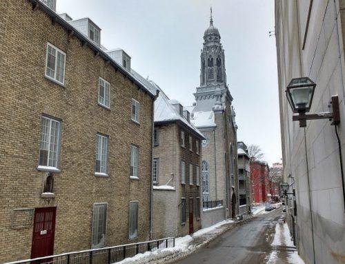 La maison Mère-Mallet : un témoin architectural de l'œuvre des Sœurs de la Charité de Québec