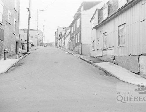 Une histoire de la rue de Lorne
