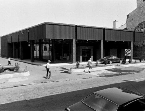 La Caisse Desjardins en 1976