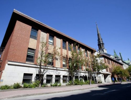 Du théâtre musical à l'école Saint-Jean-Baptiste grâce aux Violons du Roy