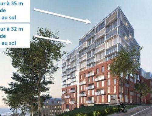 Saint-Louis-de-Gonzague: un appui mitigé au projet