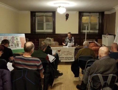 Réaménagement de Saint-Augustin et Sainte-Madeleine: une véritable consultation des citoyens