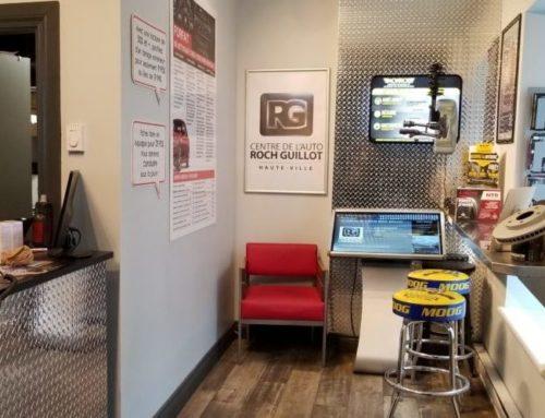Le Centre de l'Auto Roch Guillot a ouvert sur d'Aiguillon