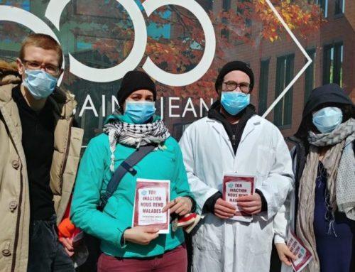 Le Comité populaire lance une campagne sur l'ancienne boucherie Bégin
