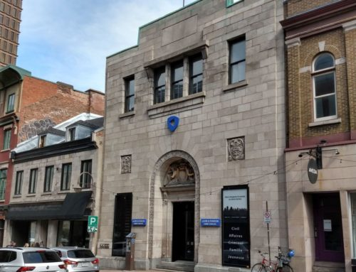 Le 873 rue Saint-Jean: un ancien temple de la finance