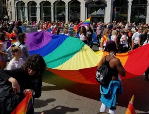 Une marche de solidarité festive et politique