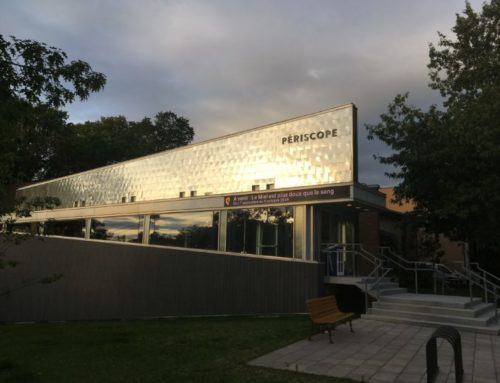 Exposition permanente au Périscope