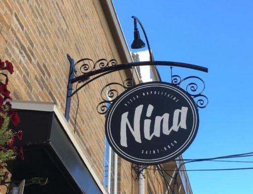 Pour le plus grand bonheur des puristes, Nina Pizza Napolitaine s'installe dans Saint-Jean-Baptiste