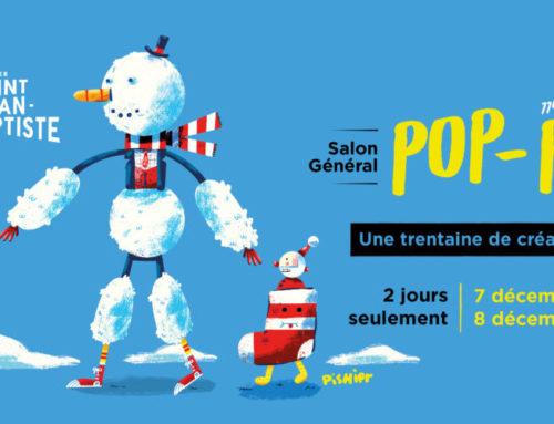 """Pour les fêtes, le cœur de Saint-Jean-Baptiste fait """"POP"""""""