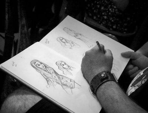 Les Sketcheurs, le plaisir au bout du crayon