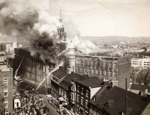 15 mai 1949: l'église Saint-Vincent-de-Paul disparaît dans les flammes