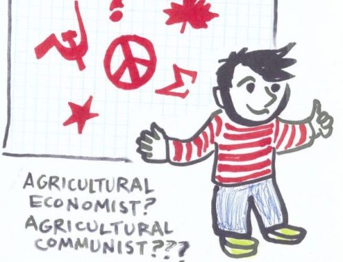 Roosevelt Avenue, chapitre 25: Agricultural communist