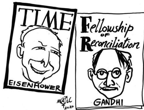 Roosevelt Avenue, chapitre 29: « Joe Stalin »  contre  « Peace Activist »