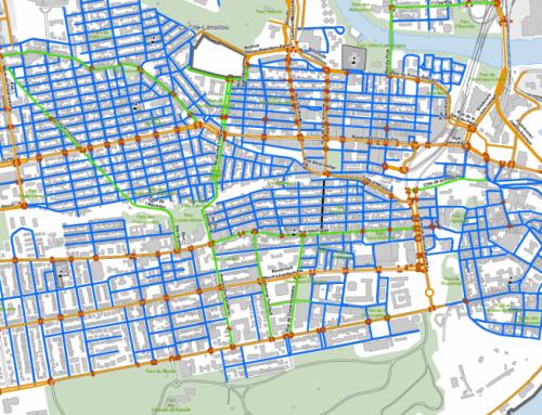La majorité des rues du Faubourg à 30 km/h, sauf trois rues…