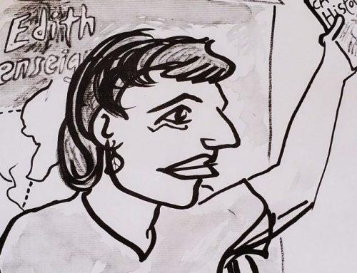 Roosevelt Avenue, chapitre 36: Les boucles d'oreilles de Mademoiselle Dyell